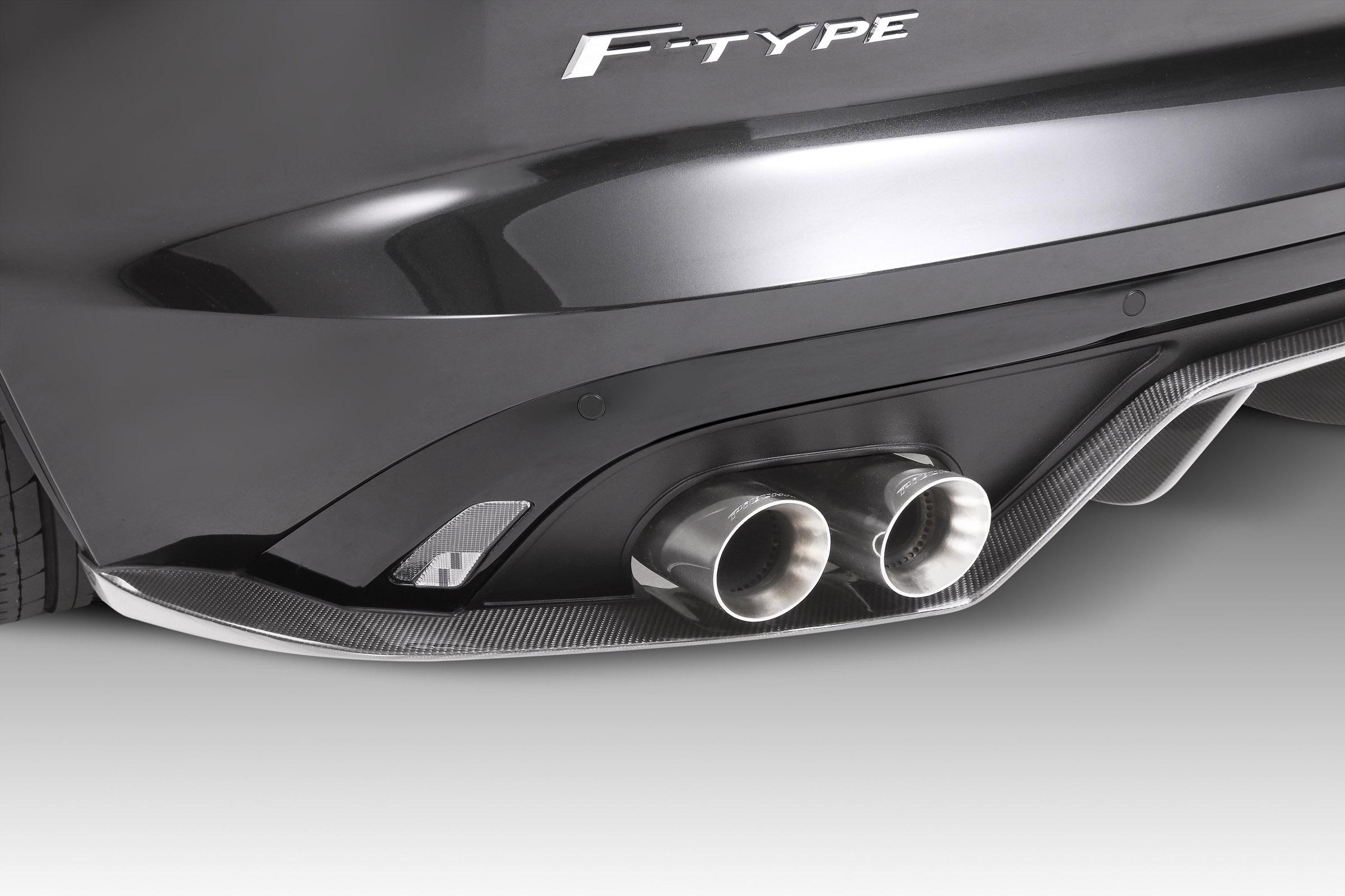 2015 Piecha Jaguar F-Type R-Coupe