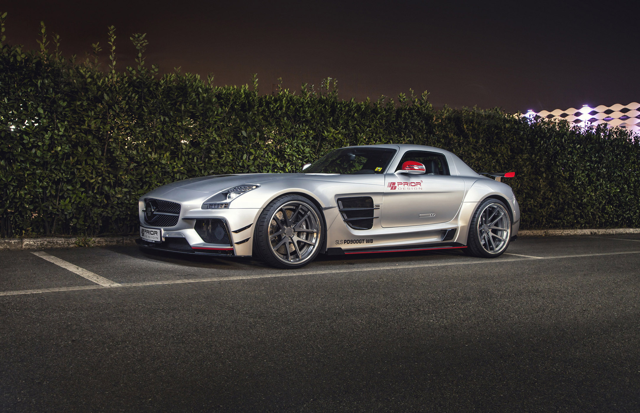 2015 Prior Design Mercedes-Benz SLS AMG