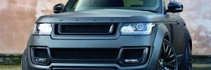 2015 Project Kahn Range Rover RS-650 Edition