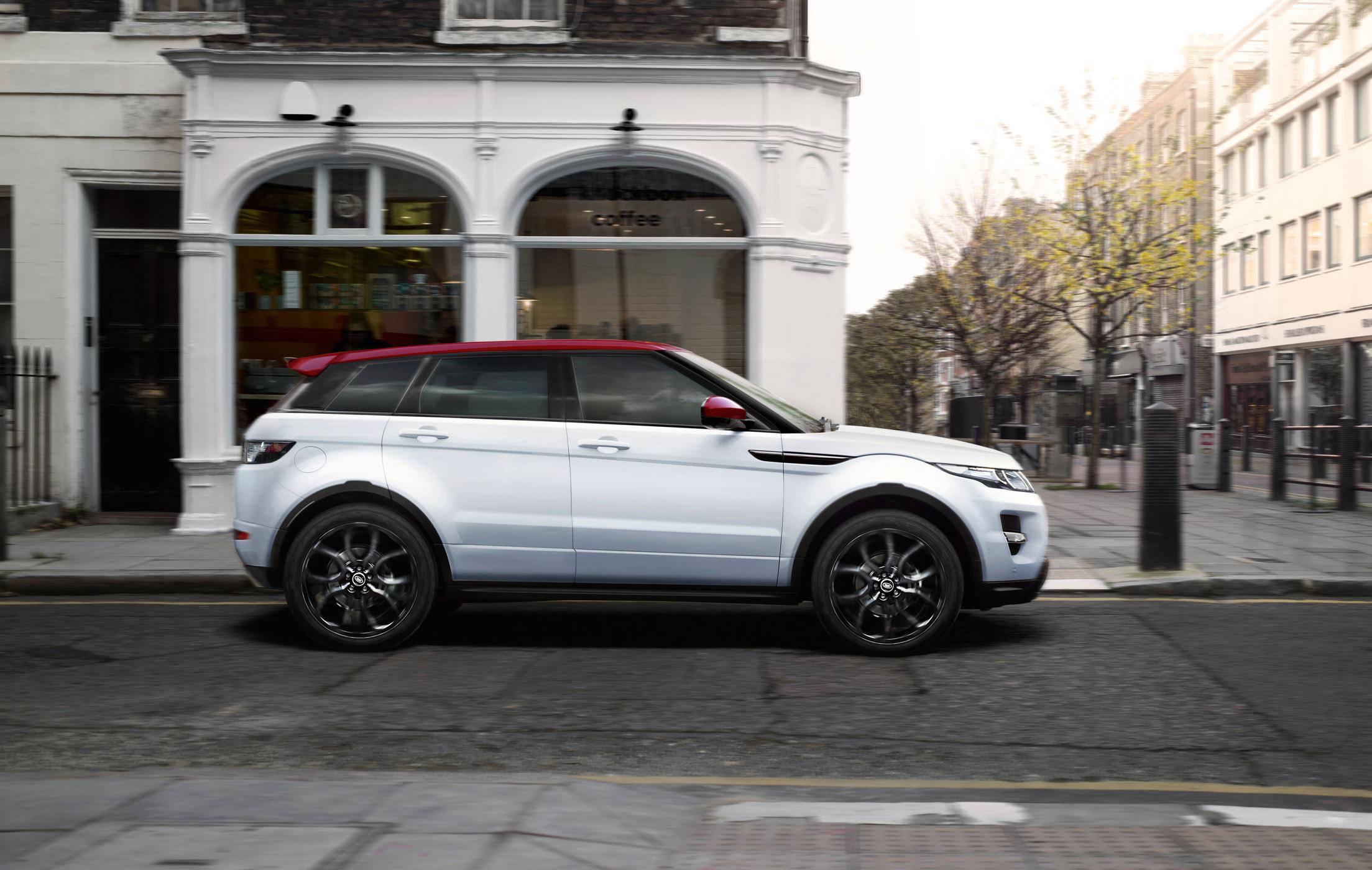 2015 Range Rover Evoque NW8 Special Edition