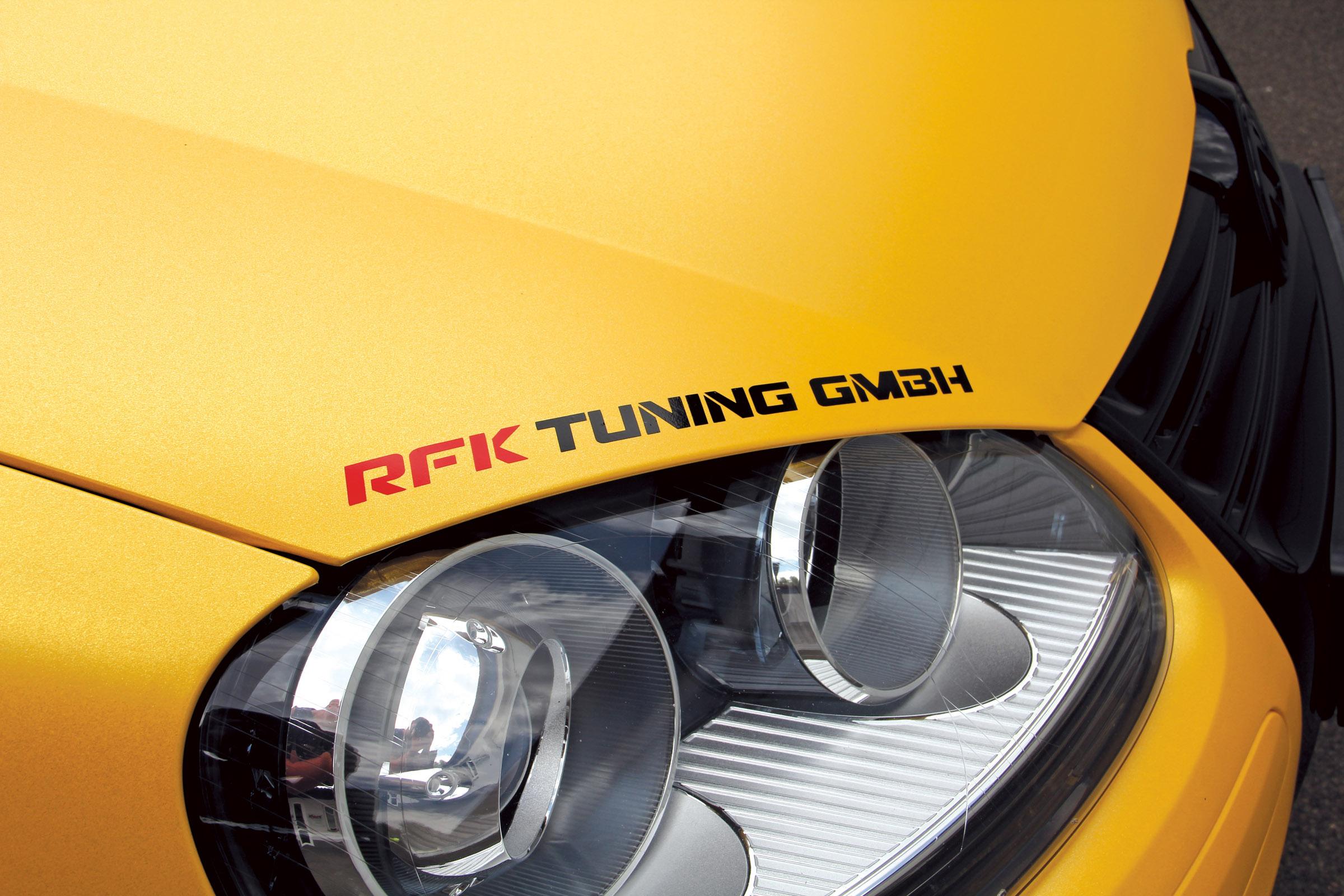 2015 RFK Tuning Volkswagen Golf V R32