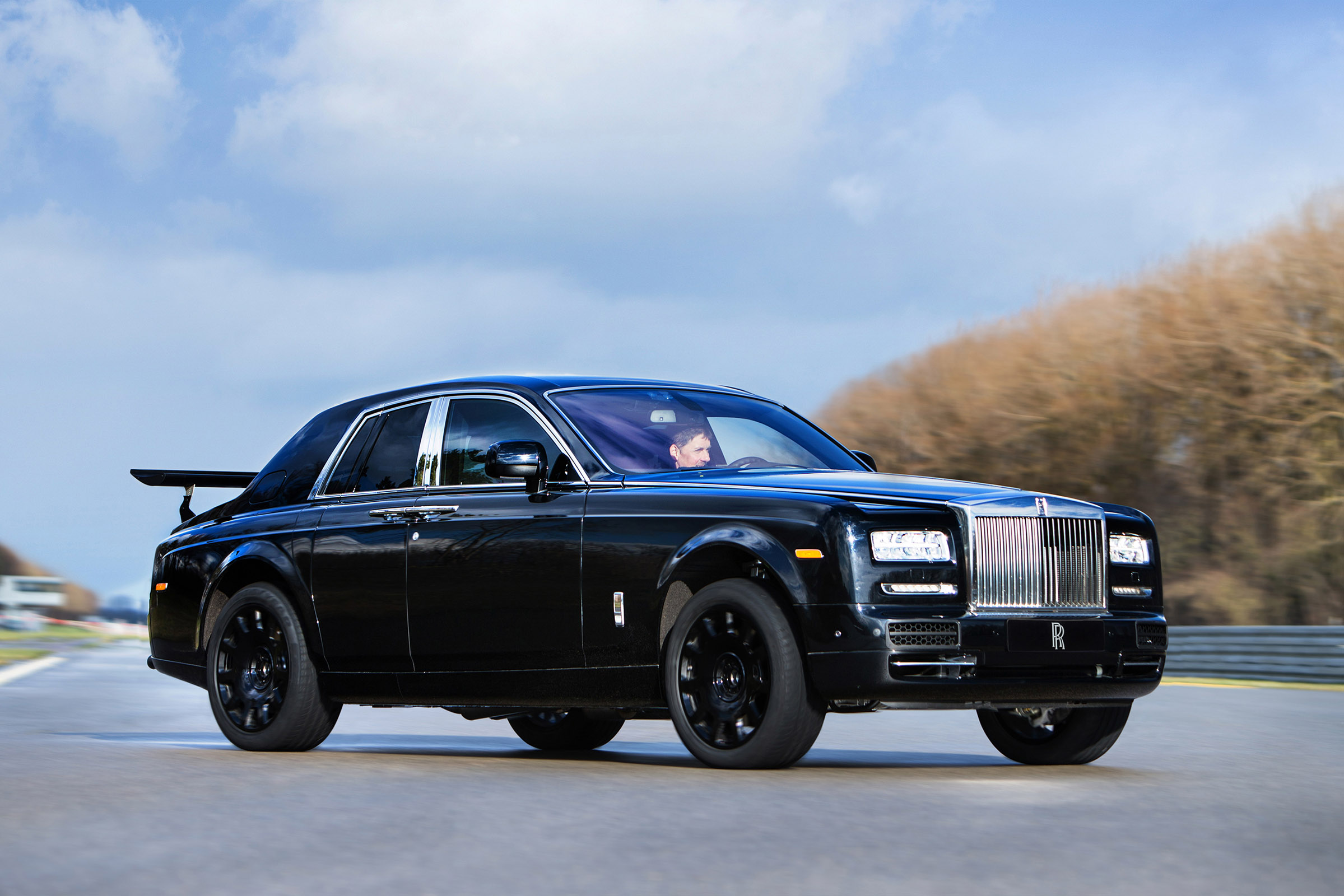 2015 Rolls-Royce Project Cullinan Phantom Series II