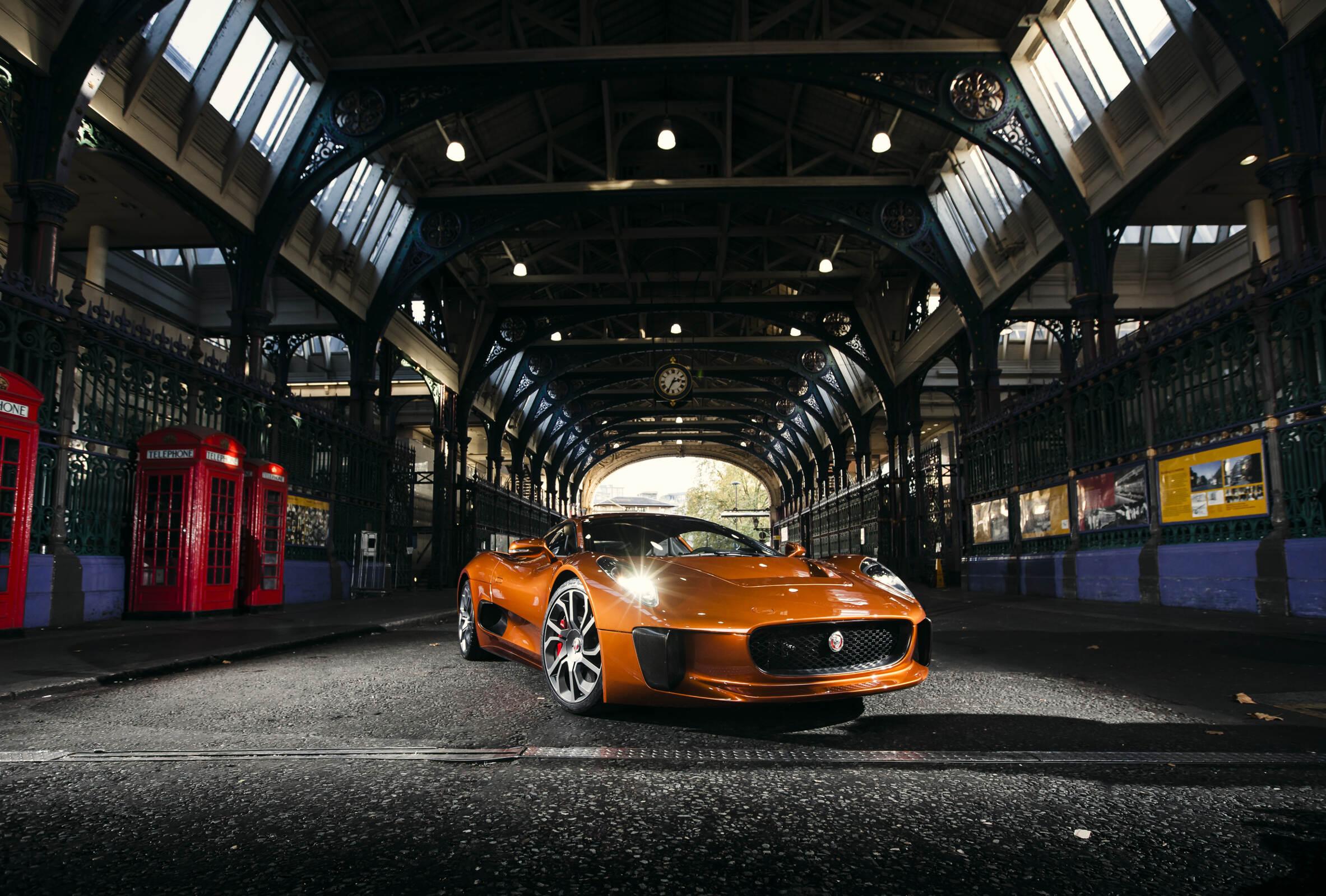 2015 Spectres Jaguar C-X75