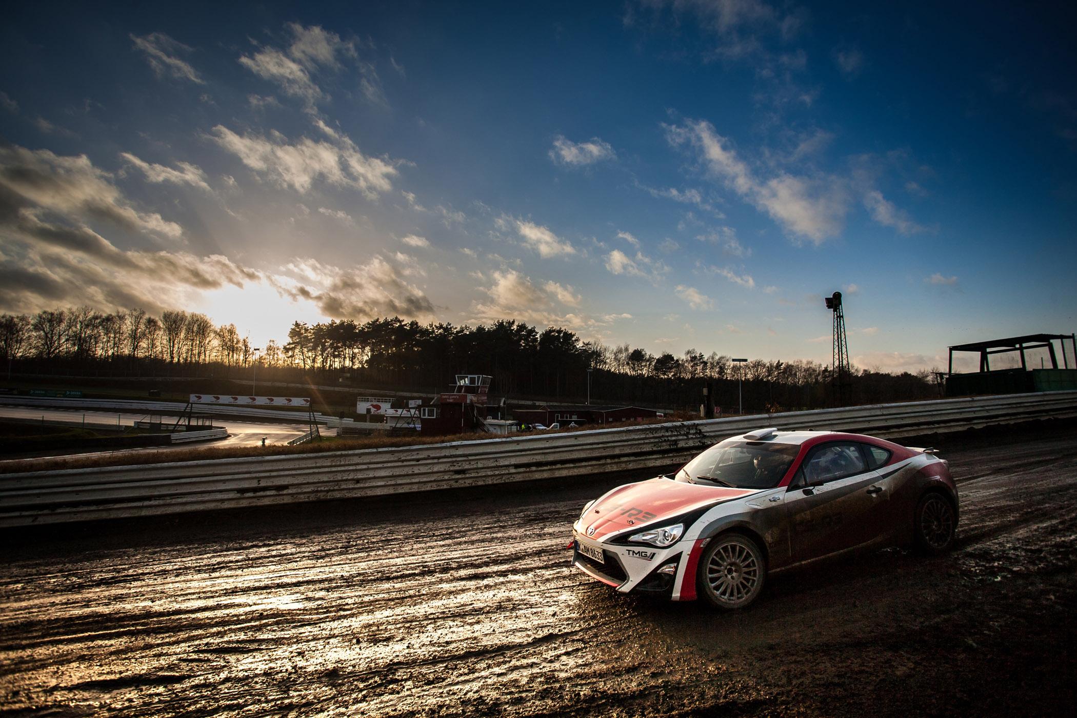 2015 Toyota GT86 CS-R3 Rally Car