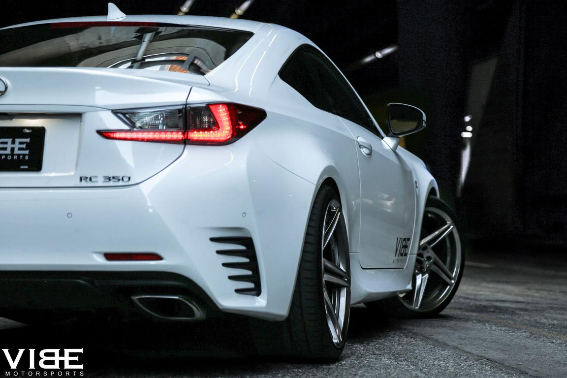 2015 VIBE Motorsports Lexus RC350-F Sport