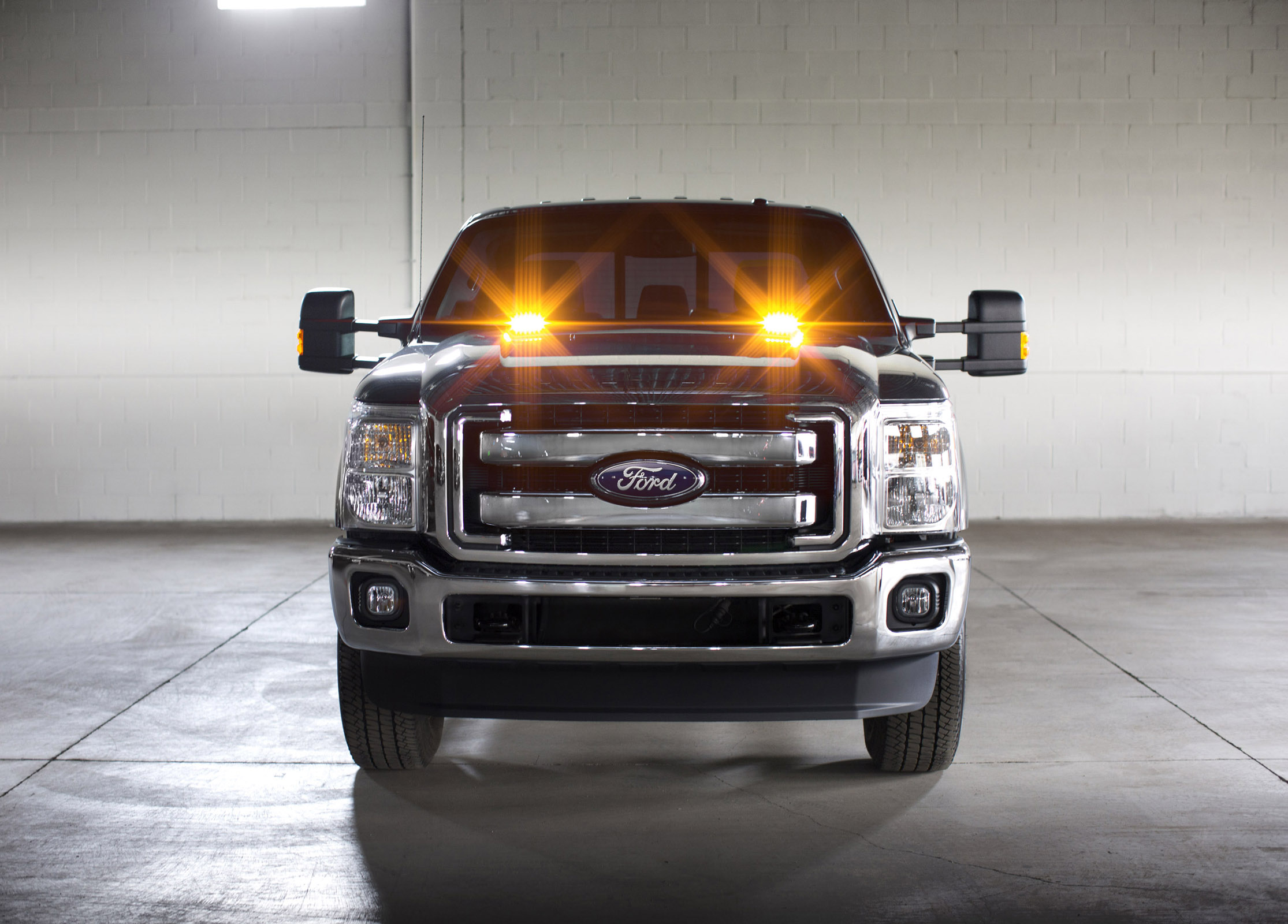 2016 Ford F-Series Super Duty Trucks