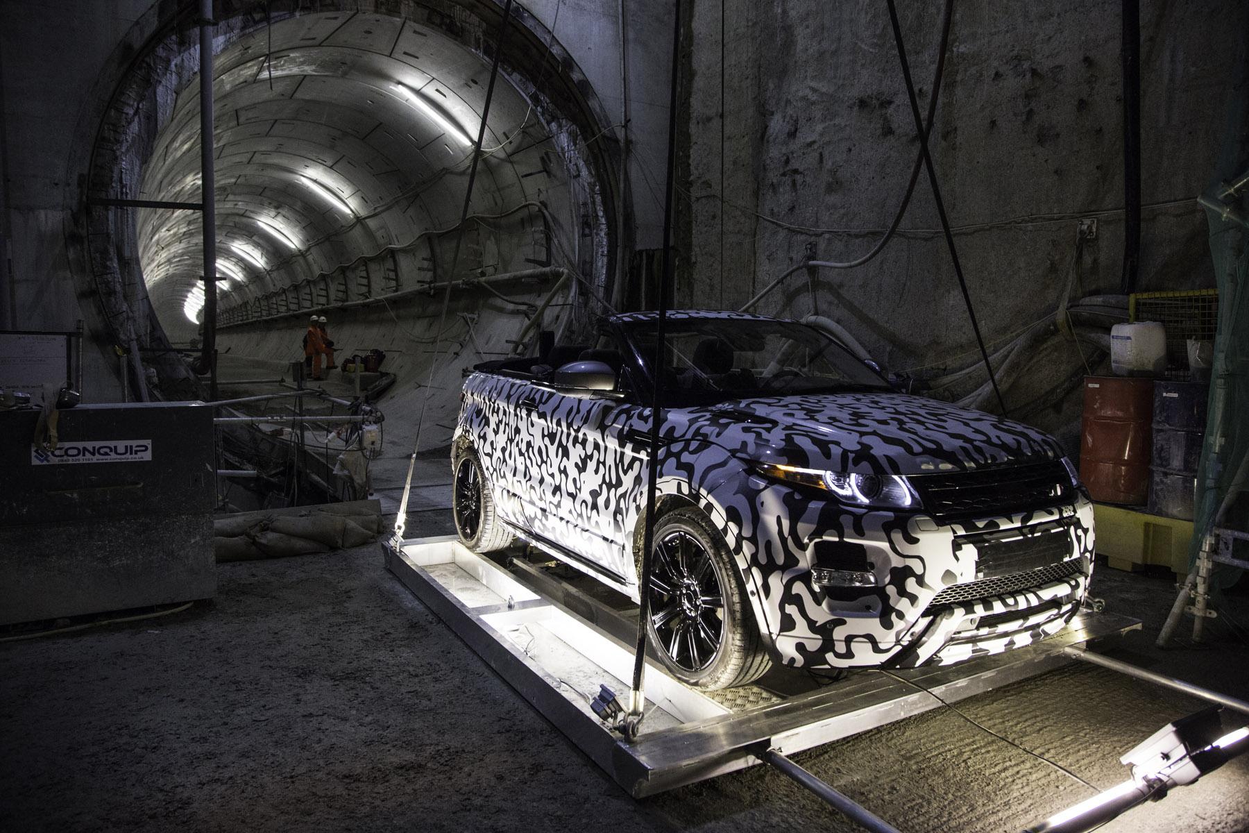 2016 Land Rover Range Rover Evoque Convertible