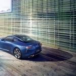 2016 Lexus LC 500h