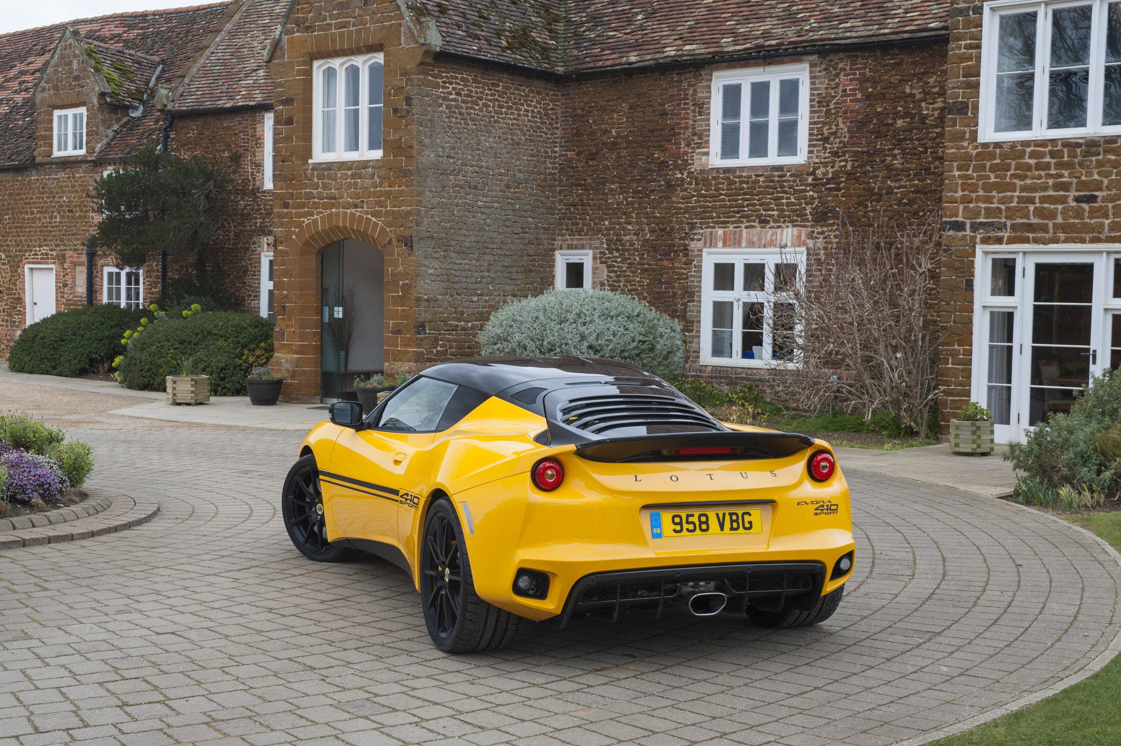 2016 Lotus Evora Sport 410