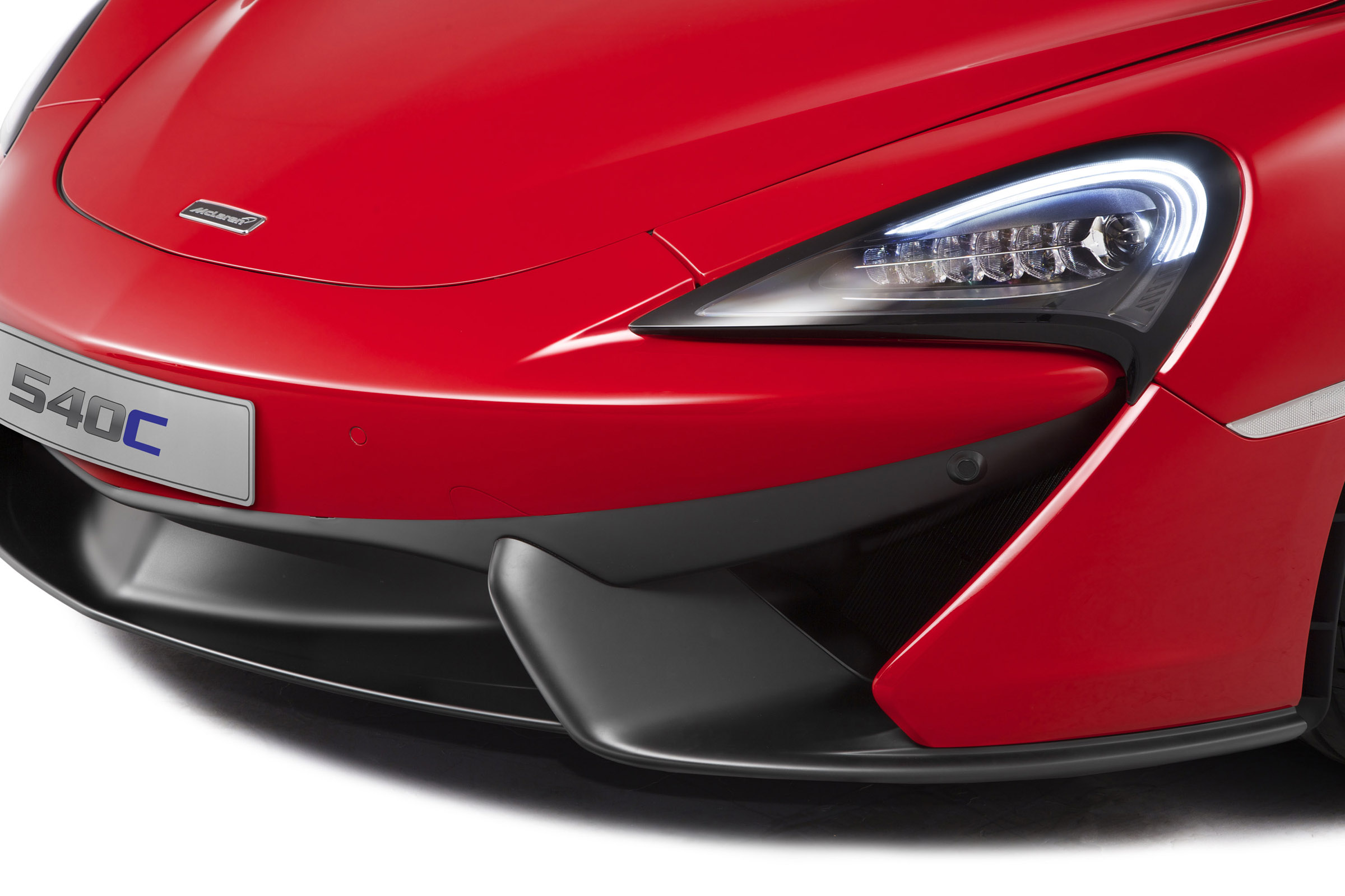2016 McLaren 540C Coupe