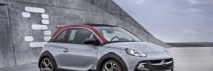 2016 Opel Adam Rocks S