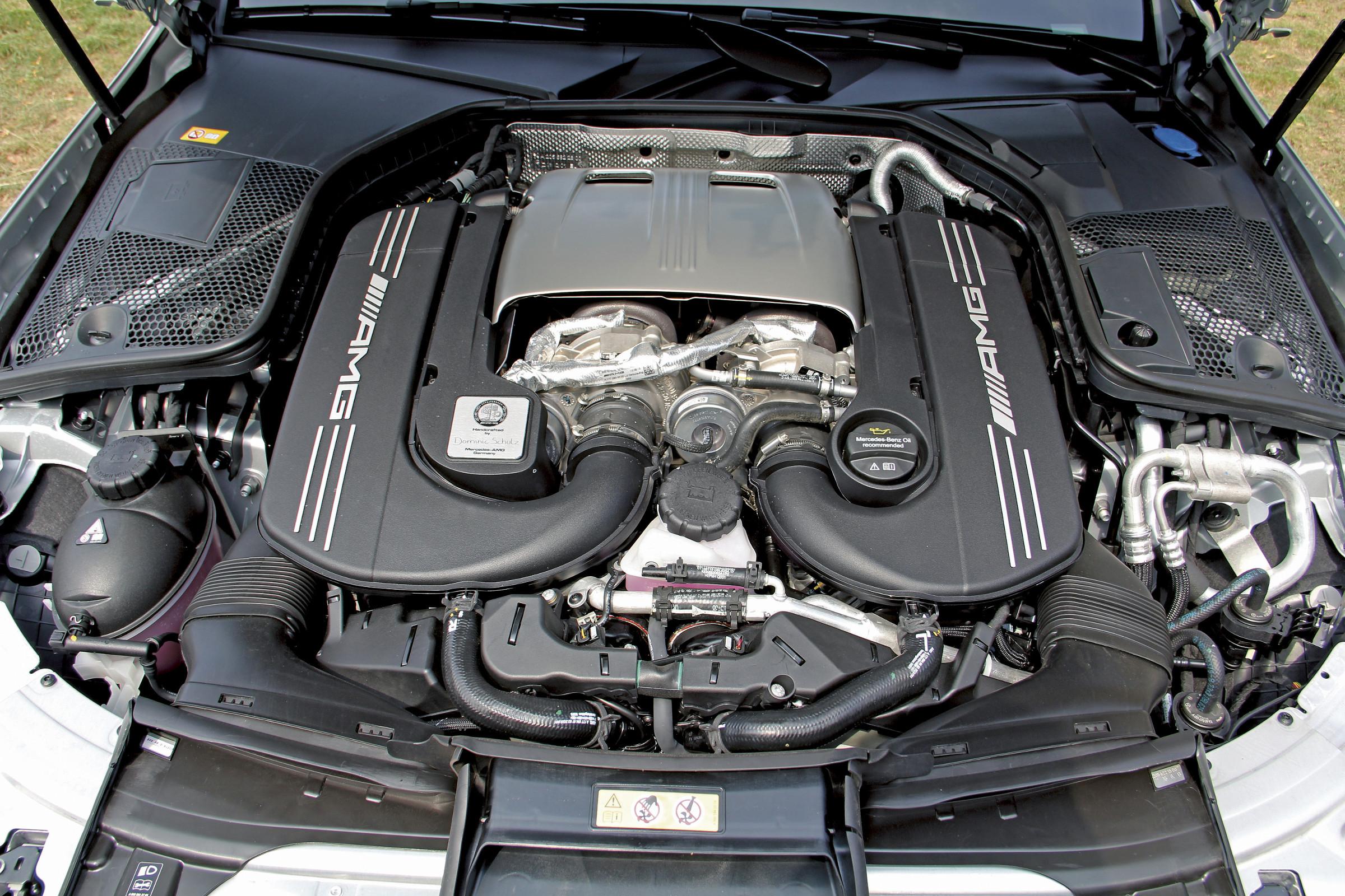 2016 Posaidon Mercedes-Benz C63 AMG