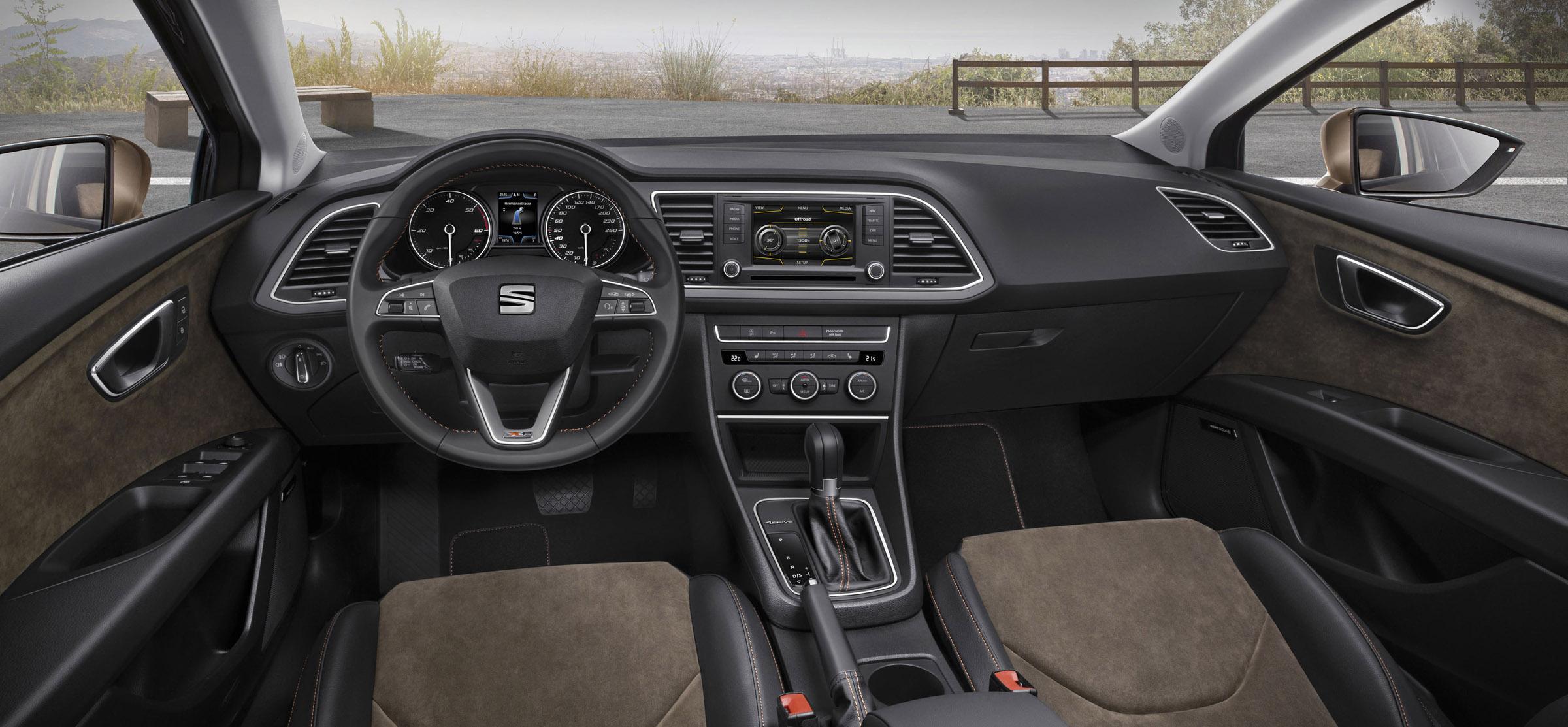 2016 Seat Leon X-PERIENCE