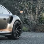 2016 Vorsteiner V-RT Porsche 991 Turbo