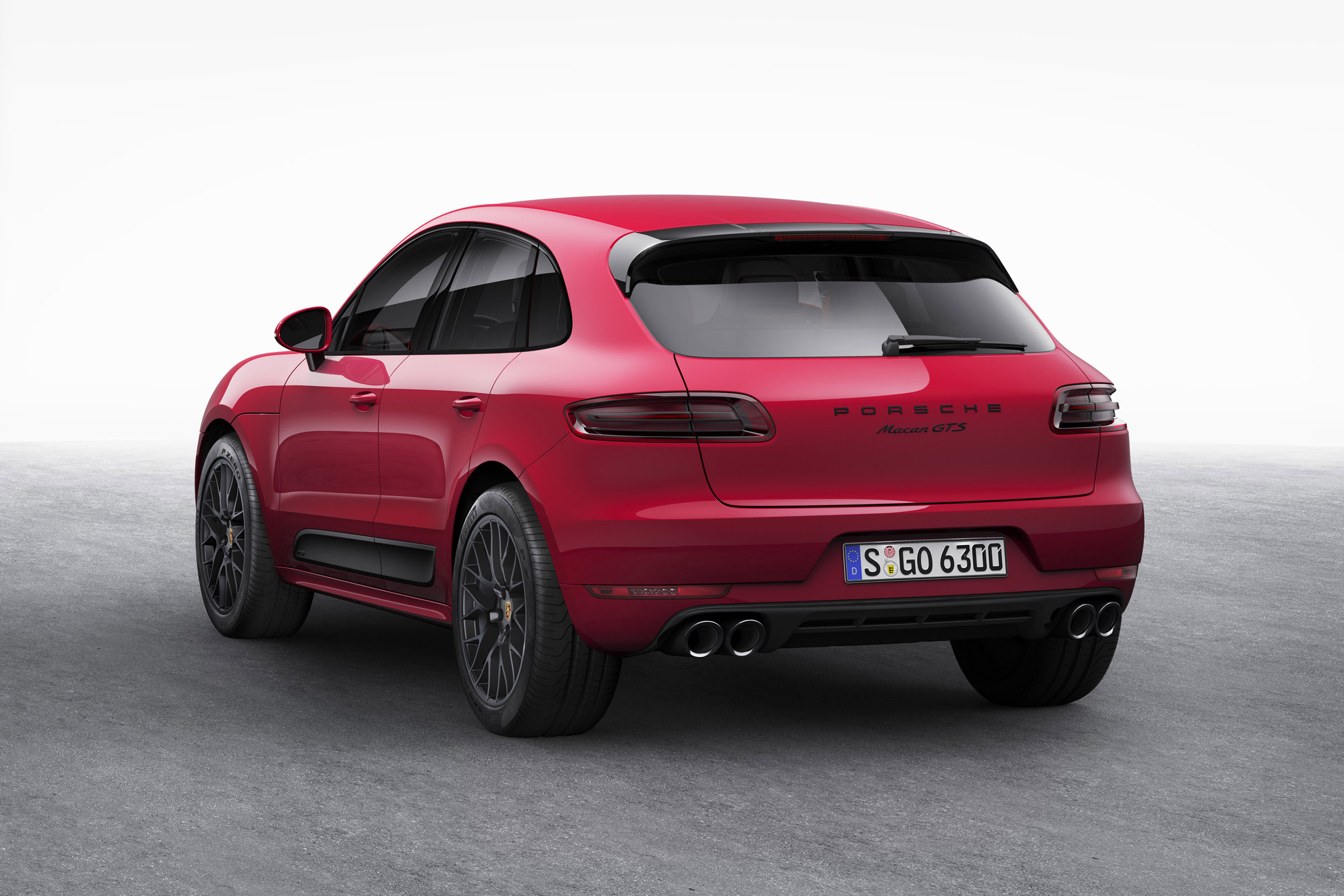 porsche macan gts the thoroughbred sports car among suvs. Black Bedroom Furniture Sets. Home Design Ideas