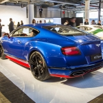 BENTLEY GT SPEED NEW YORK