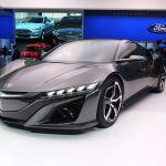 Acura NSX Concept Detroit 2013 Picture 1