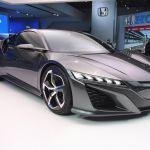 Acura NSX Concept Detroit 2013 Picture 2