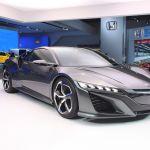 Acura NSX Concept Detroit 2013 Picture 3