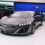 Acura NSX Concept Detroit 2013 Picture 4