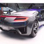 Acura NSX Concept Detroit 2013 Picture 9
