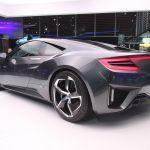 Acura NSX Concept Detroit 2013 Picture 10