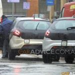 Alfa Romeo 149 mule spied