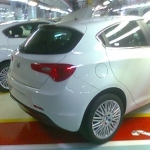 Alfa Romeo Milano(149) real photos