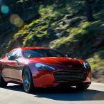 Aston Martin Rapide S Picture 1