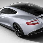 Aston Martin Vanquish Centenary Edition Picture 4