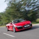 Audi R8 V10 Spyder Picture 1