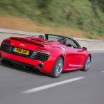 Audi R8 V10 Spyder Picture 2