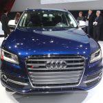 Audi S Q5 Detroit 2013 Picture 1