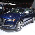 Audi S Q5 Detroit 2013 Picture 3