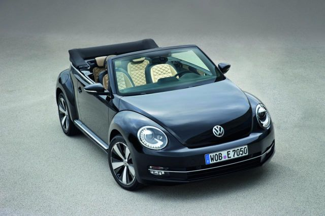 Beetle Cabriolet Exclusive Picture 1