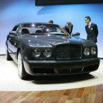 Bentley Brooklands Geneva 2007 Picture 1