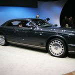 Bentley Brooklands Geneva 2007 Picture 7