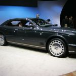 Bentley Brooklands Geneva 2007 Picture 9