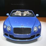 Bentley Continental GT Speed Convertible Detroit 2013 Picture 1