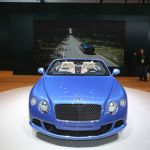 Bentley Continental GT Speed Convertible Detroit 2013 Picture 2