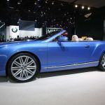 Bentley Continental GT Speed Convertible Detroit 2013 Picture 6