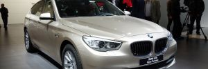 BMW 5-Series Shanghai 2013