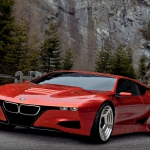 thumbs bmw m1 hommage concept 02 BMW M1 Hommage Concept: new official photo gallery