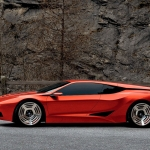 thumbs bmw m1 hommage concept 03 BMW M1 Hommage Concept: new official photo gallery
