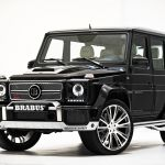 BRABUS 800 WIDESTAR Mercedes-Benz G 65 AMG Picture 1