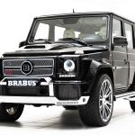 BRABUS 800 WIDESTAR Mercedes-Benz G 65 AMG Picture 2