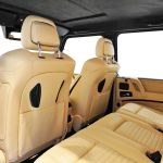 BRABUS 800 WIDESTAR Mercedes-Benz G 65 AMG Picture 12