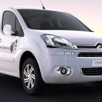 Citroen Berlingo Electrique Picture 1