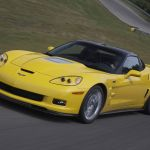 2009 Chevrolet Corvette ZR1 Picture 1