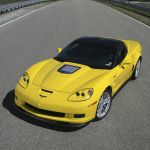 2009 Chevrolet Corvette ZR1 Picture 2